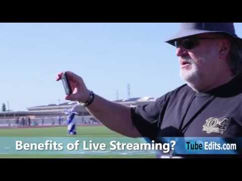 Folsom Live TV | Benefits of Live Streaming 2018